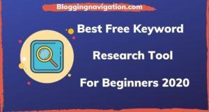 Best Free Keyword Research Tool