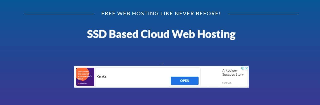 Googiehost Free Web Hosting